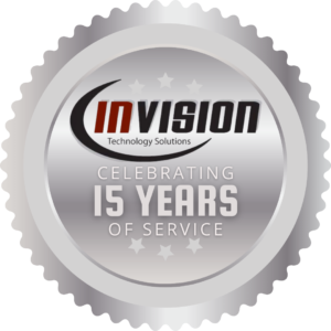 celebrating 15 years of service