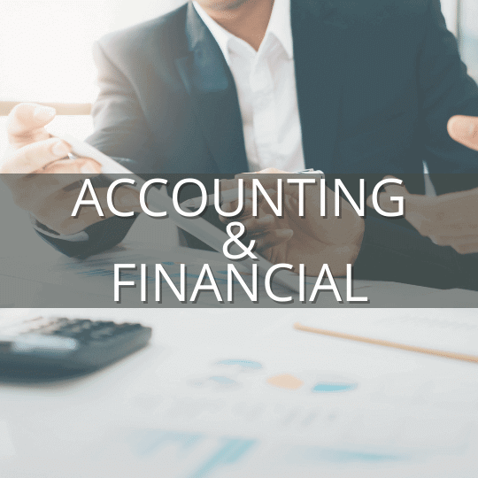 financial industry IT solutions