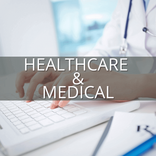 healthcare medical industry IT solutions