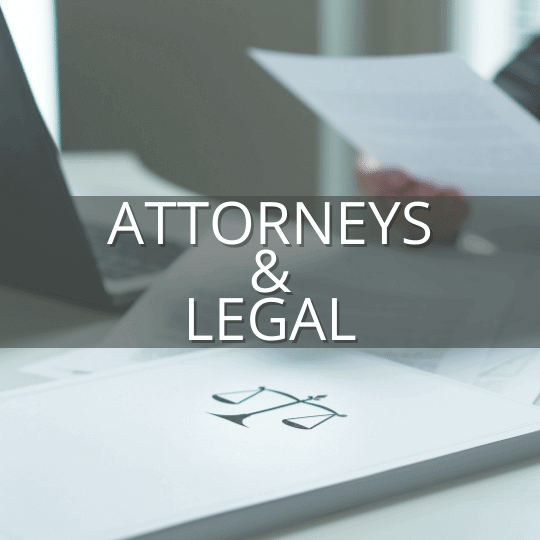 legal industry IT solutions