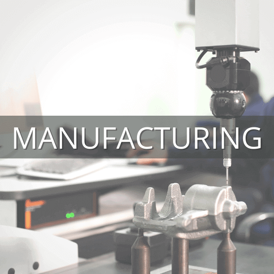 manufacturing industry IT solutions