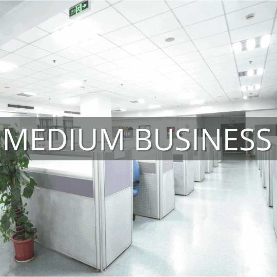 medium business industry IT solutions